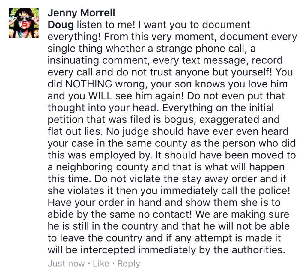 Jennifer Morrell - Facebook bigshot