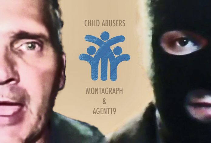 Montagraph and Agent19: child abuse