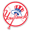 NYY News - The Official Simonetti Source - You Suck - New York Yankees Suck