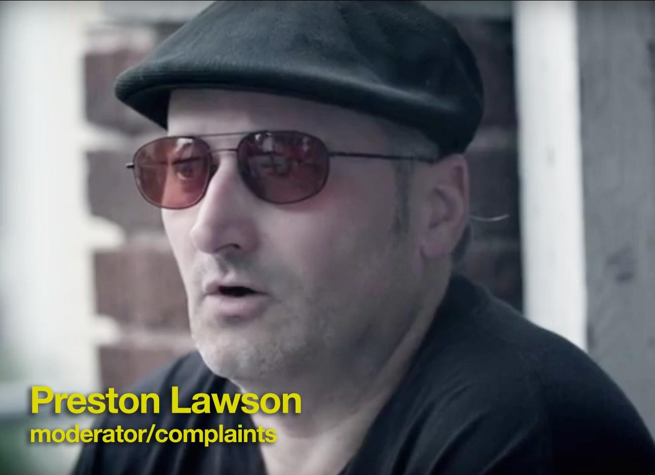 Preston Lawson - predatorswatch.com moderator - 937-540-5871