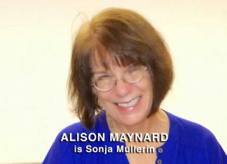 Alison Maynard is Sonja Mullerin