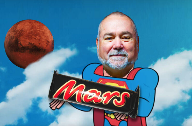 Man of Mars - Robert David Steele